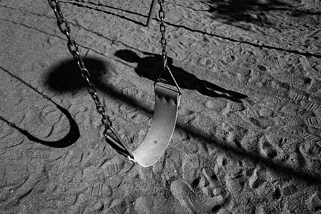 台灣虐兒案經常引起公憤,有民眾希望提高虐兒致死的刑罰。 攝:DavidBGray/Getty Images