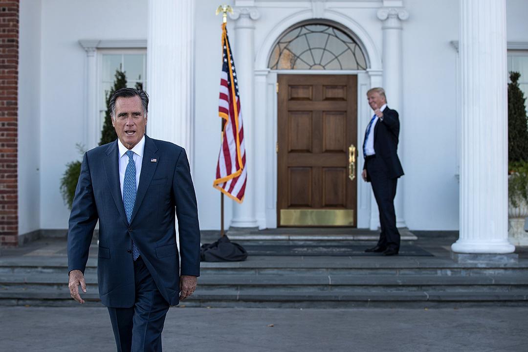 米特·羅姆尼(Mit Romney)。