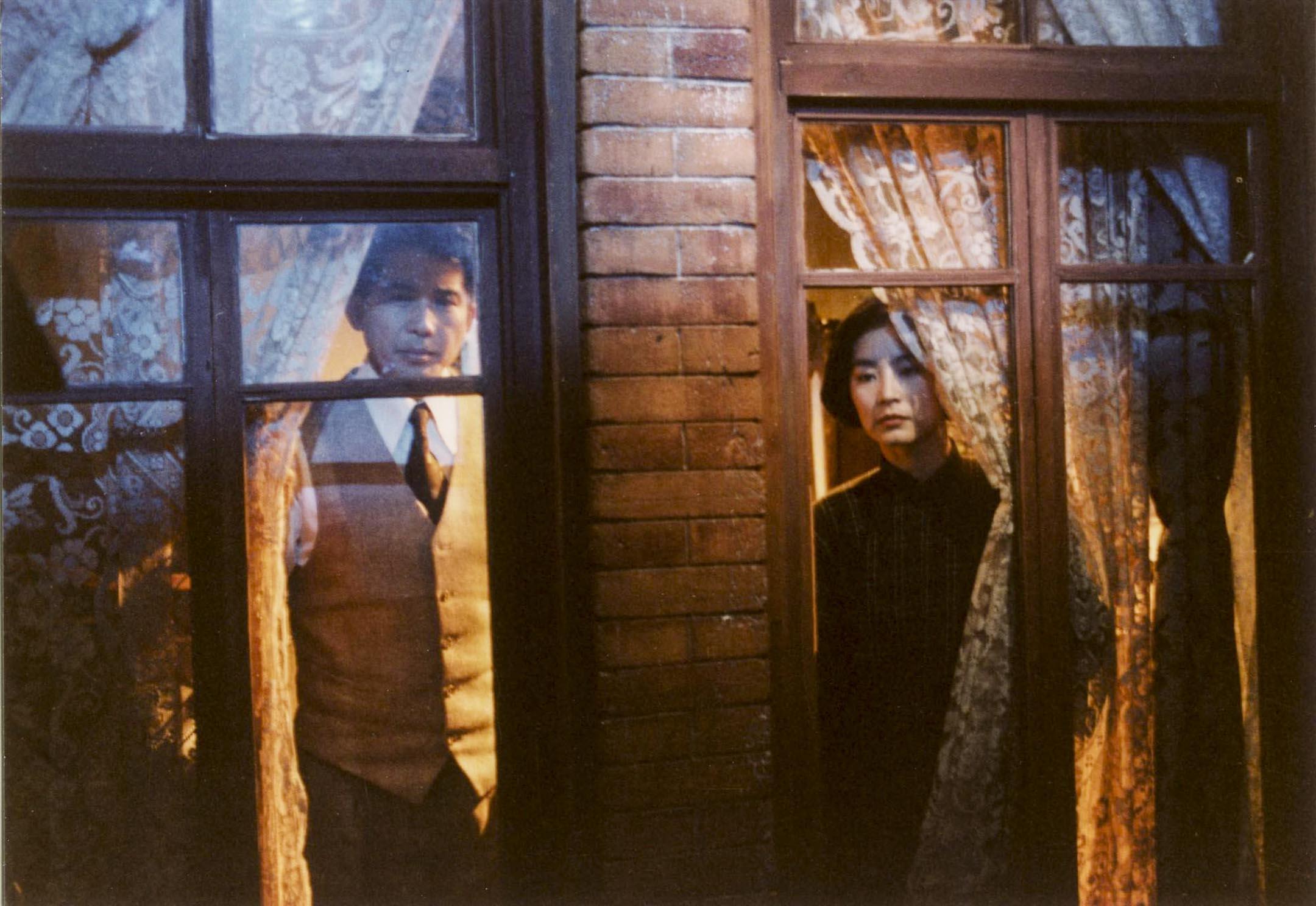 《滾滾紅塵》數位修復版於2019年公映。 網上圖片
