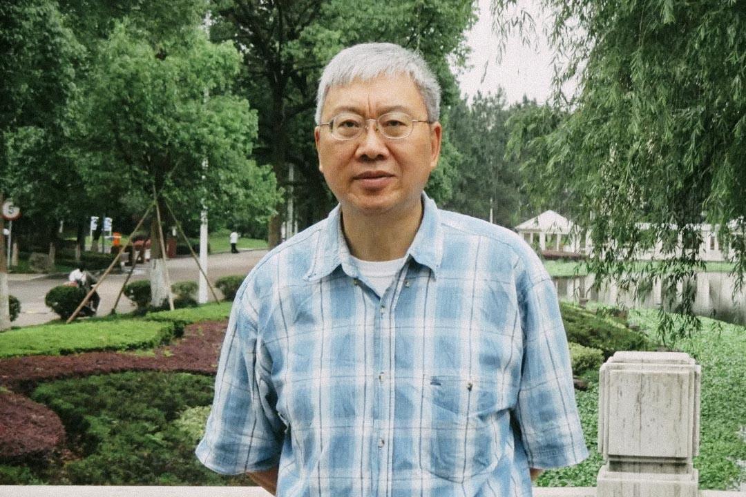 學者徐賁,近年中國最著名的公共知識分子之一。