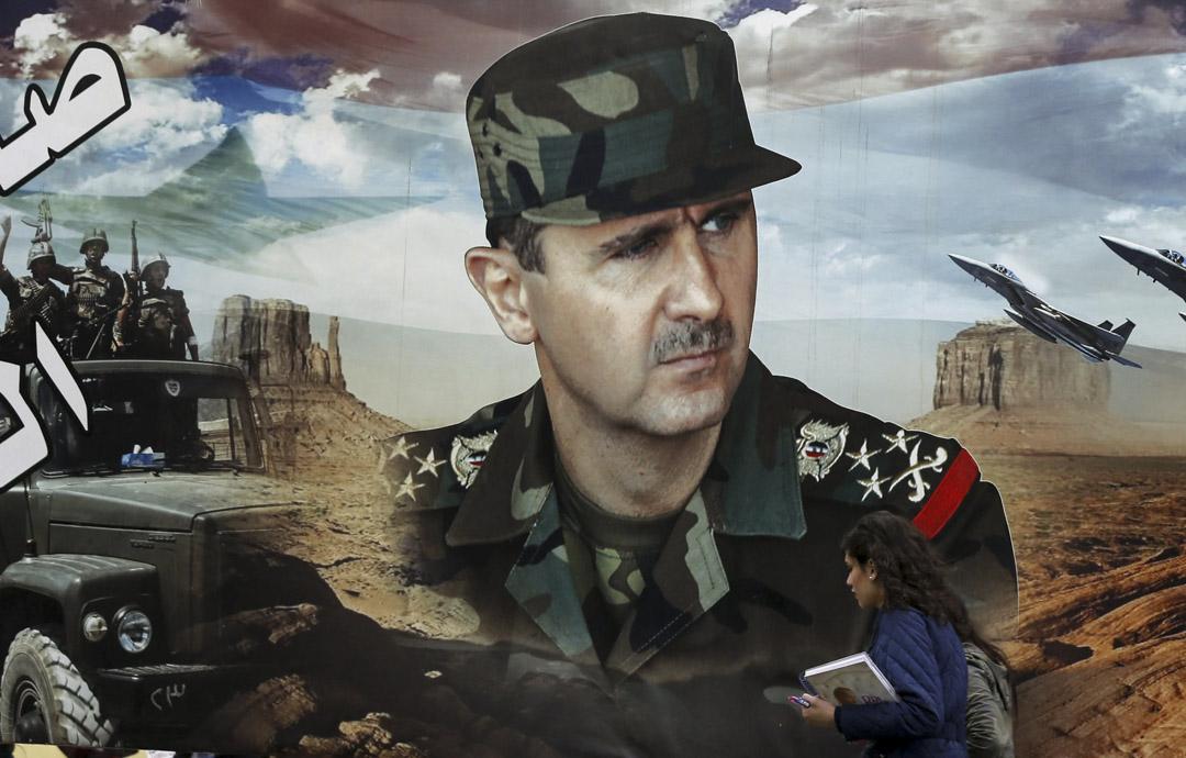 阿薩德政權透過「重建」來重塑敘利亞的人口結構,進而達成他眼裏「更為健康、更為和諧的社會」。
