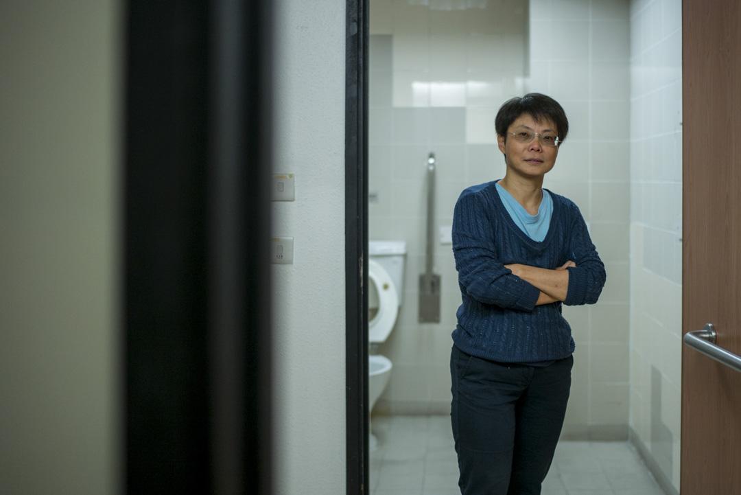 《有廁出租:政商共謀的殖民城市管治(1860-1920)》作者,中文大學香港亞太研究所副研究員莊玉惜。