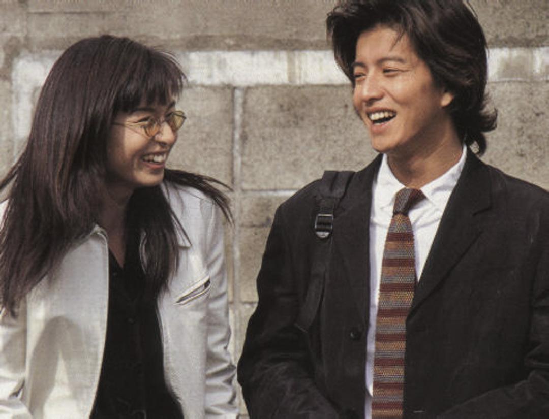 由《Long Vocation》開始,從泡沫經濟走來的年輕人,在木村拓哉的身上找到了救贖。