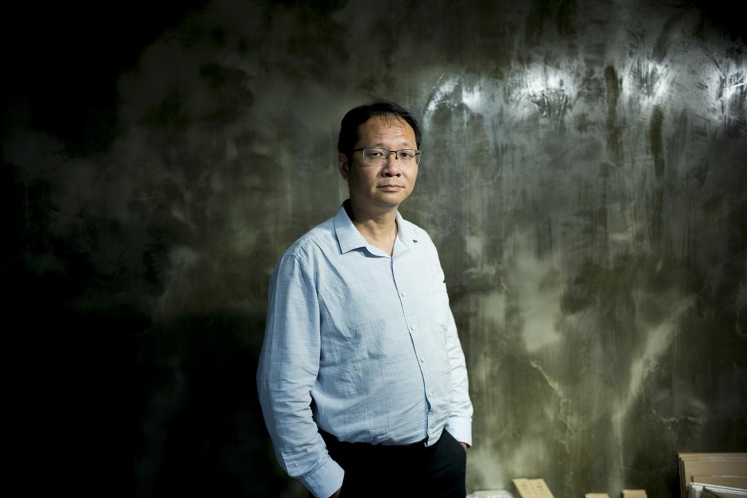 支聯會副主席蔡耀昌。