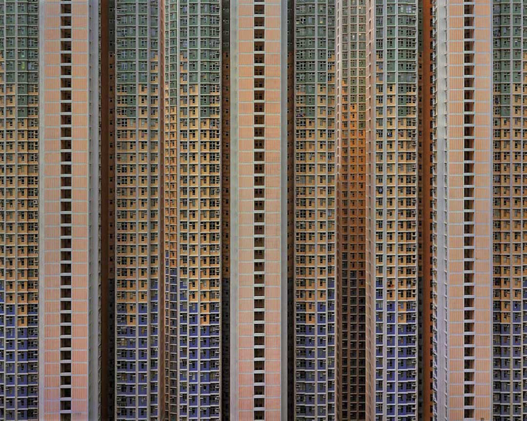 《Architecture of Density》 攝影:Michael Wolf