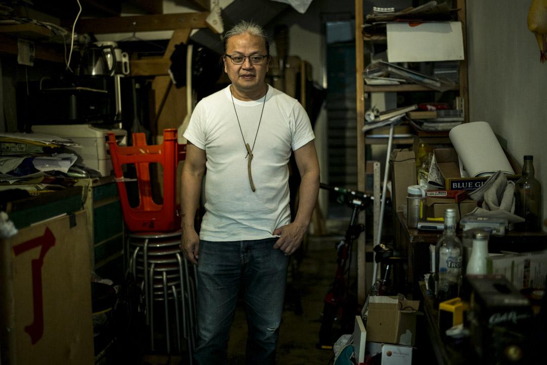 在三木的描述裏,碧波押是香港官方文藝體制內的一朵奇葩:它用的是官家地方,依靠公帑資助,但是擁有比其他政府運營的藝術空間大得多的自主權。