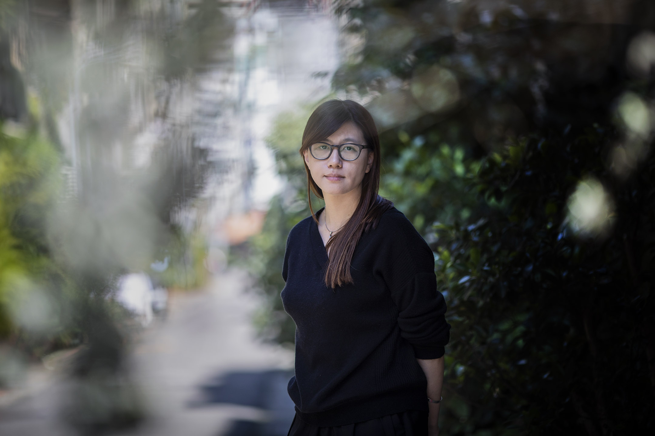 紀錄片導演傅榆。 攝:陳焯煇/端傳媒