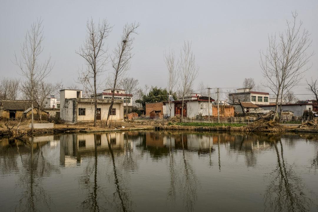 農曆正月底,村裏有些蕭條,大多數中青年男女都出外打工了。