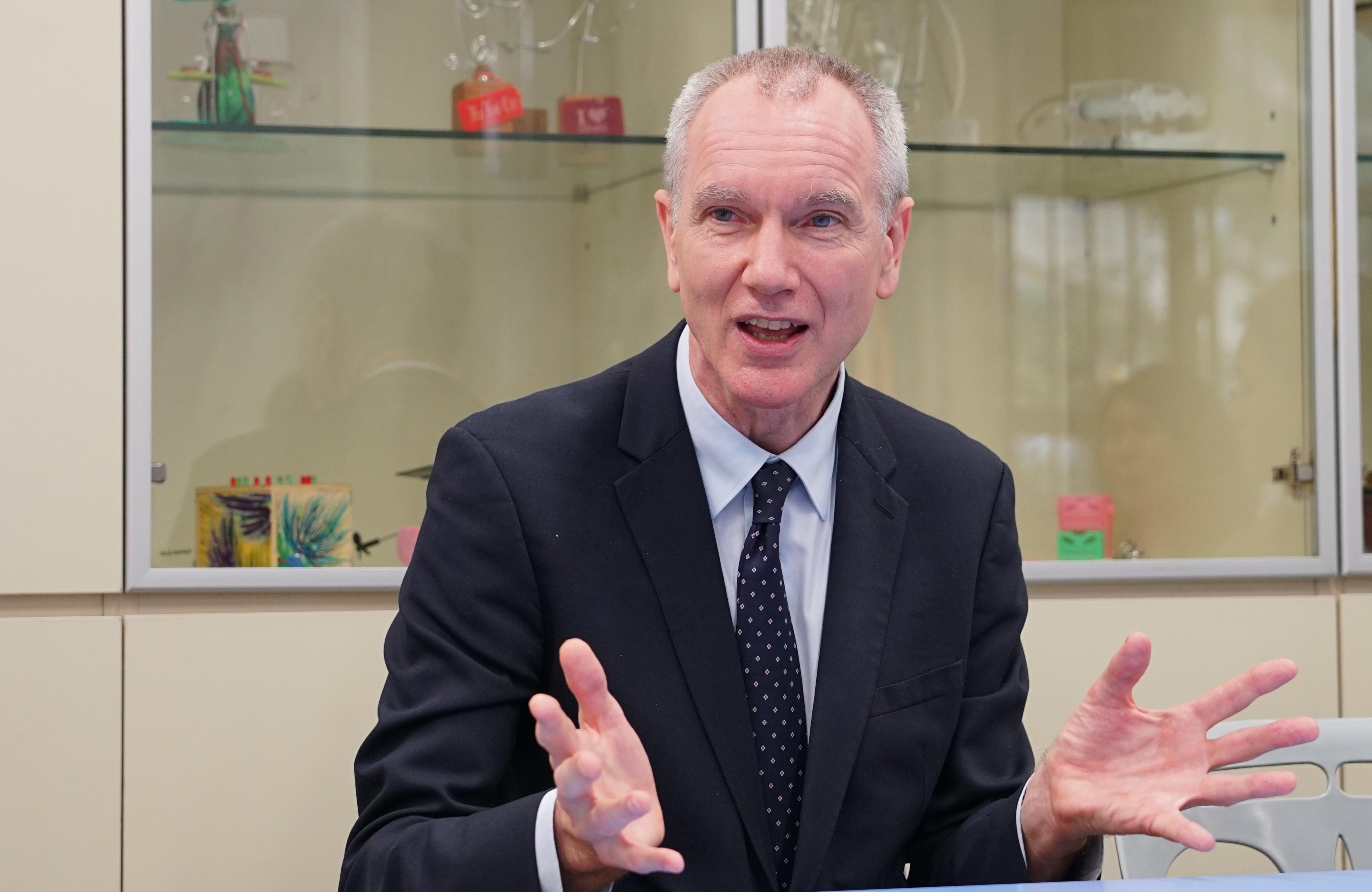裘槎基金會總監傳德偉先生簡介裘槎科學周是香港科學節的其中一個主要項目。