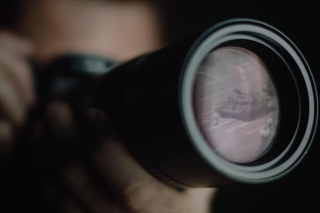 《Leica 'The Hunt'》視頻截圖。