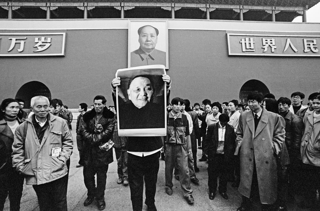 「天安門鎮壓有一大貢獻,就是打破了『全權主義』的迷思。加上九二年鄧小平南巡,中國這才有『國家』與『社會』的分化。」
