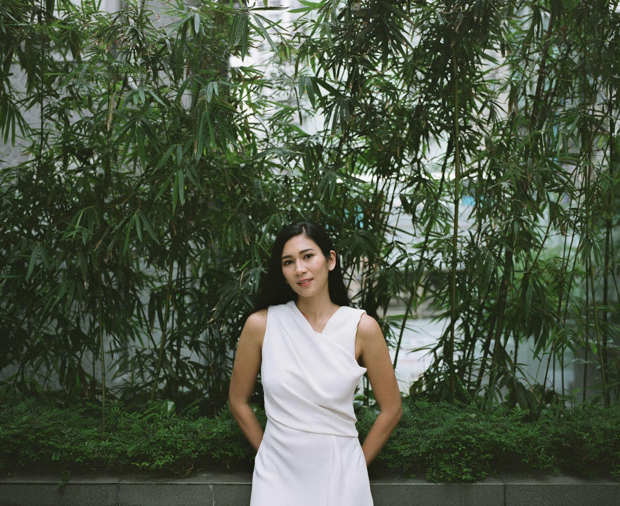 「我希望傳達一個明確訊息:才能並不建基於族裔之分。我相信如果你想打敗偏見,首先要展現你更有容人氣度與理節。 」 攝:Stanley Leung/端傳媒