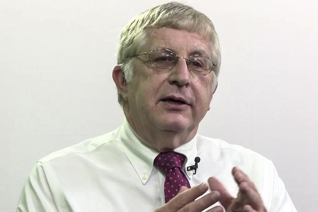 加州大學聖地亞哥分校教授、經濟學家巴里·諾頓(Barry Naughton)。