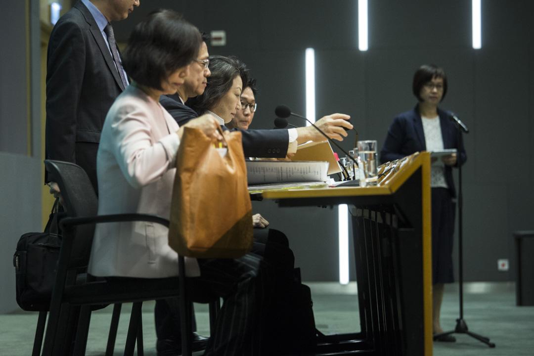 2019年5月7日,律政司司長鄭若驊資深大律師、保安局局長李家超帶領律政司及保安局代表就《2019年逃犯及刑事事宜相互法律協助法例(修訂)條例草案》舉行記者會。