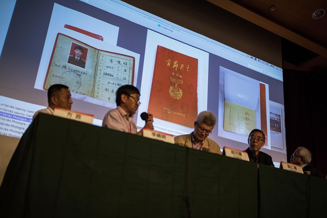 2019年5月19日,李曉明出席華人民主書院與支聯會舉行「六四事件30周年中國民主運動的價值更新與路徑探索研討會」。