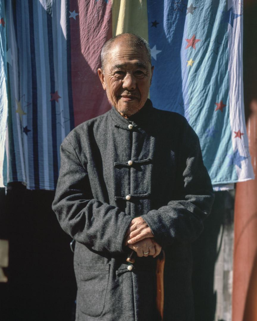 今年80歲的寧國風。