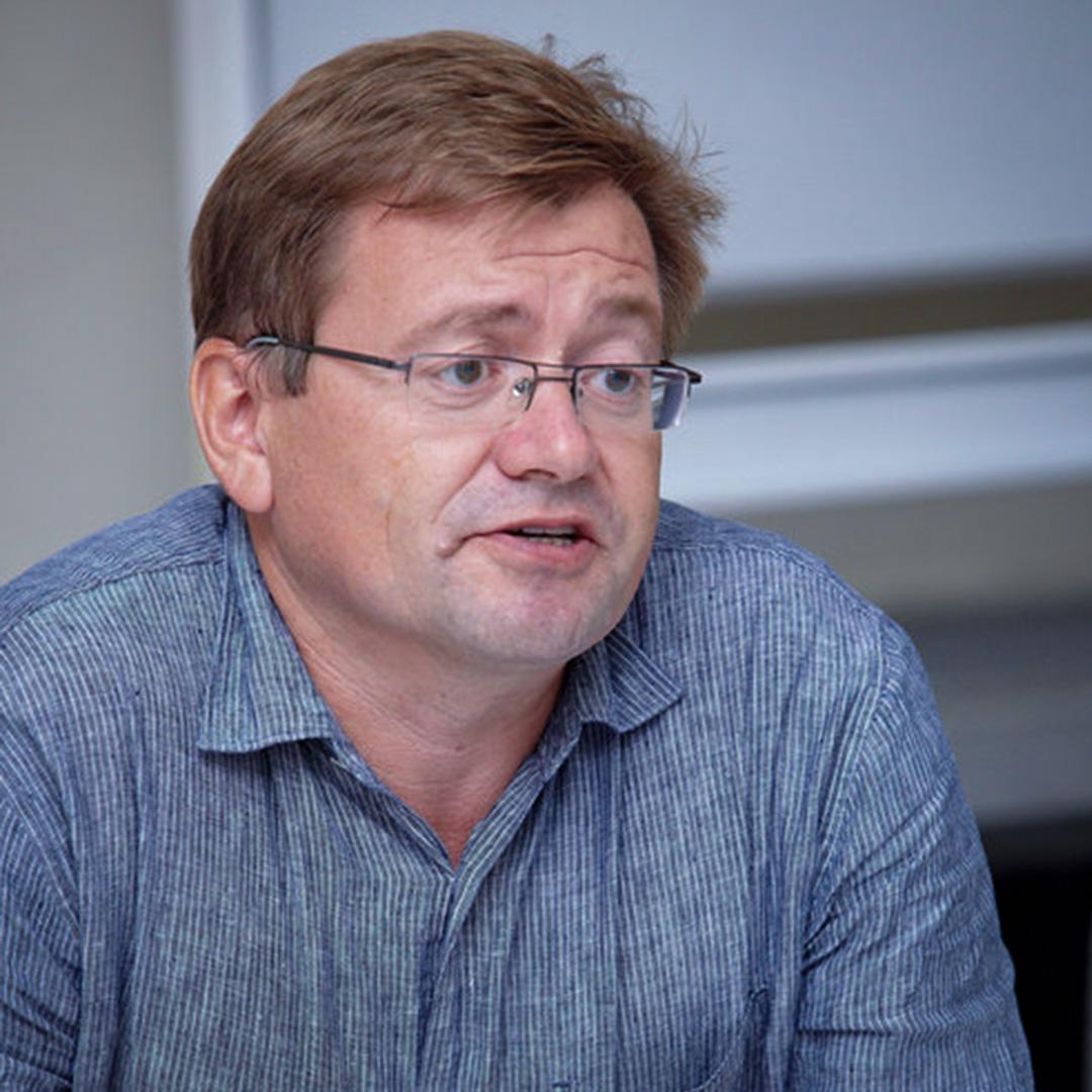 弗拉迪斯拉夫·祖博克教授。