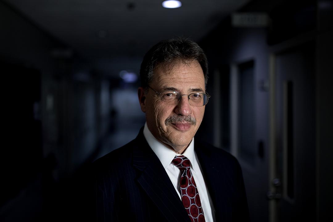 史丹福大學教授Larry Diamond。