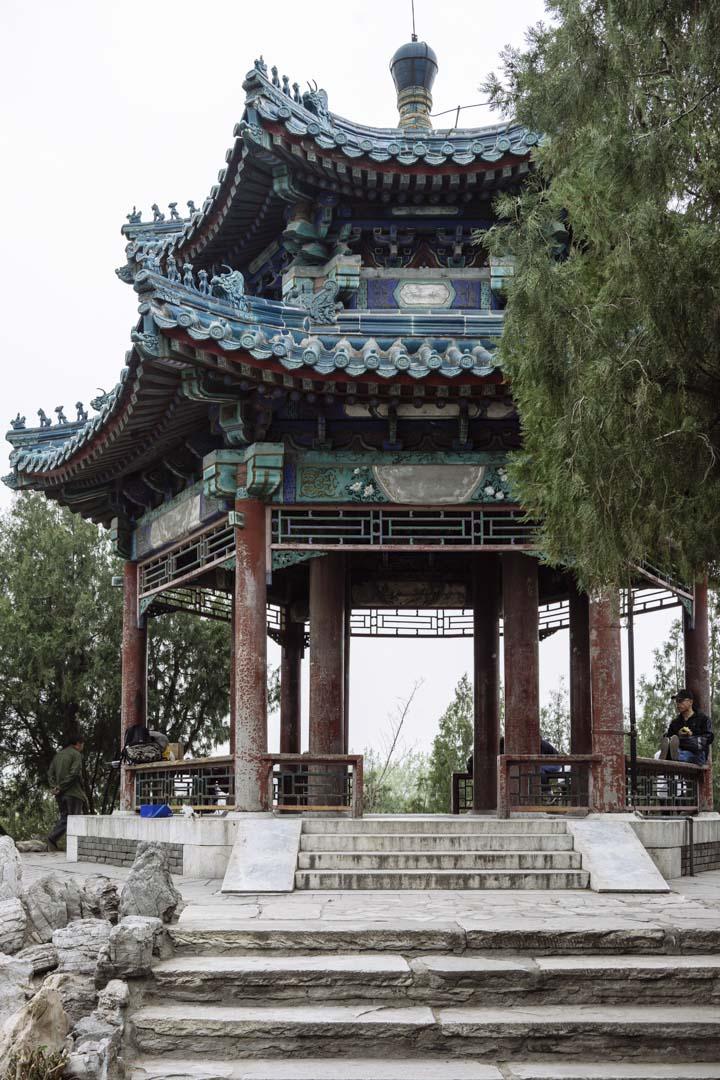北京東單公園。