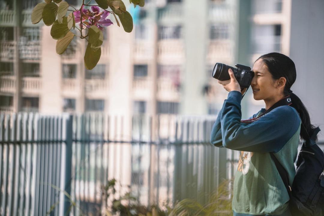 《淪落人》電影劇照。