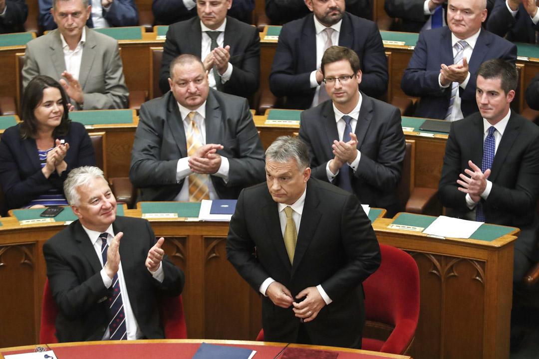 2018年5月10日,青民盟(Fidesz)的歐爾班(Viktor Orbán)宣誓作為匈牙利總理,開啟其第四個任期。