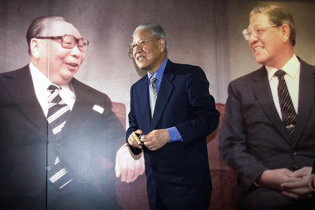 台灣前總統李登輝。