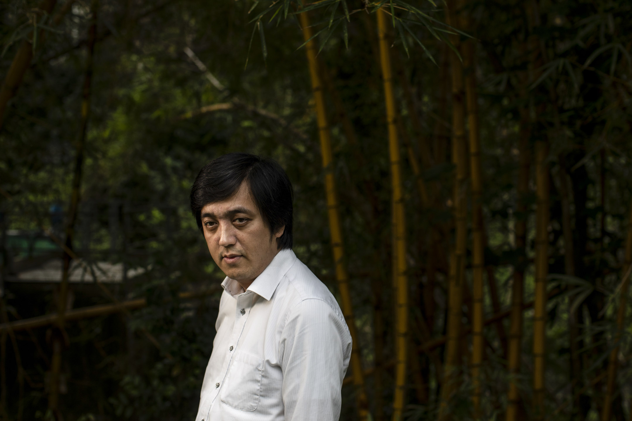 過去十年,李立峯與陳韜文合作研究六四 —— 三十年來香港人念念不忘的集體記憶,分析它的生成、延續,以及面對的挑戰。 攝:Stanley Leung/端傳媒