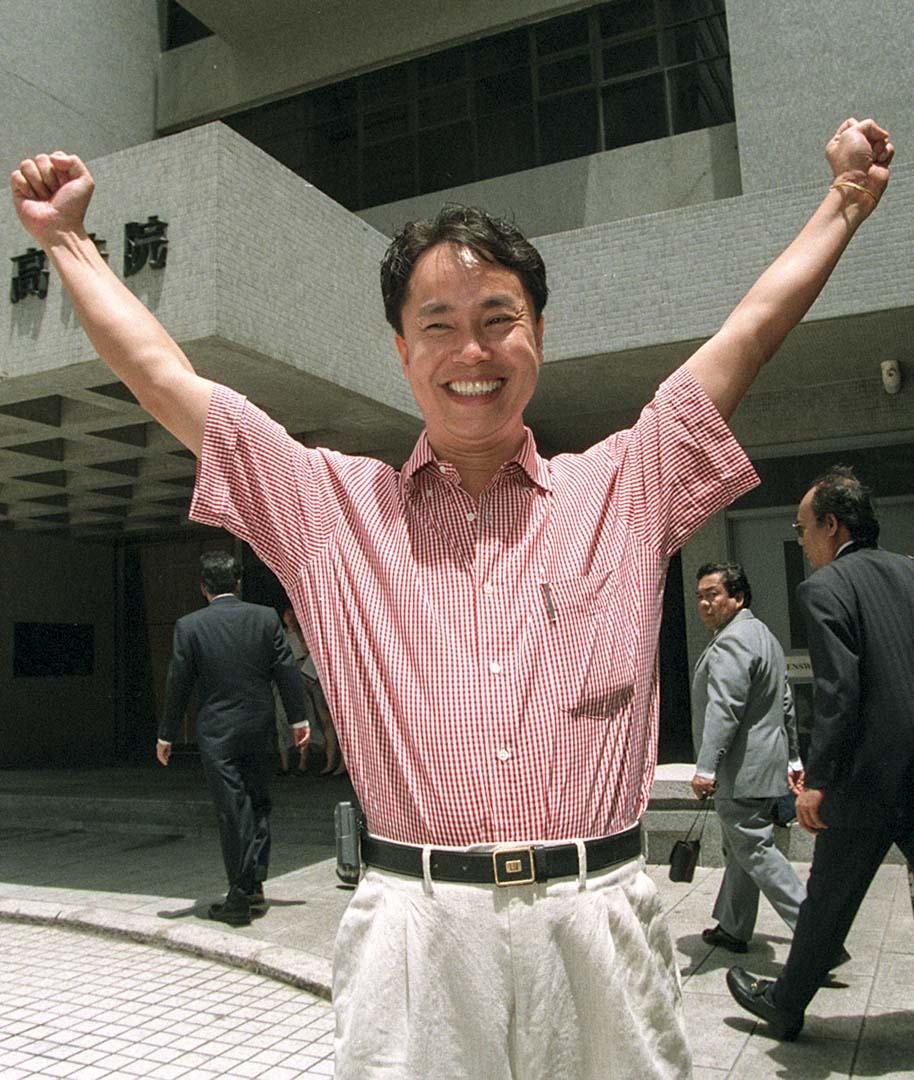1998年1月,曾綁架富商李嘉誠長子李澤鉅及郭炳湘的香港永久居民張子強在香港警方追捕之下逃回內地,在江門被內地公安拘捕,後因「非法買賣爆炸物罪」被判處死刑。