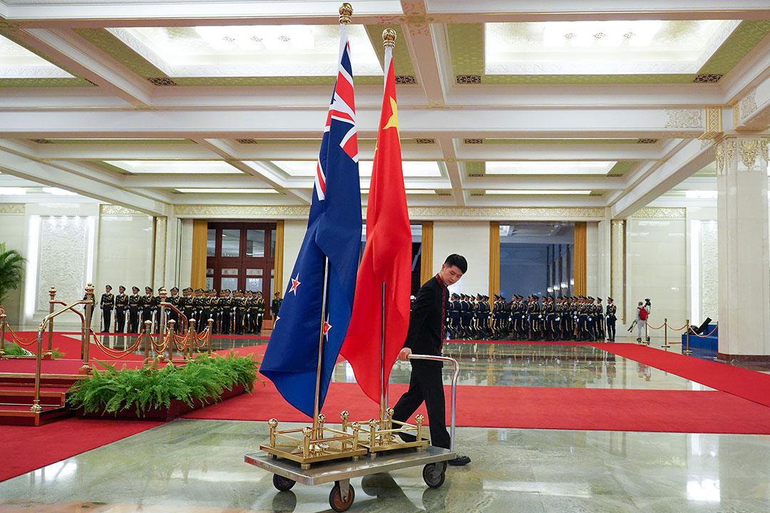紐西蘭上訴庭質疑中國保證,撤銷個案移交令。 攝:Andrea Verdelli/Getty Images