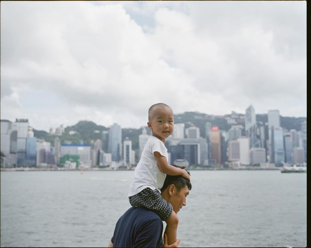 2017年,香港。 攝:林振東/端傳媒