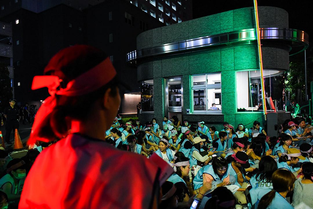 2019年6月20日,長榮航空與工會協商破裂,工會宣布立即啟動罷工。  攝:李昆翰/端傳媒