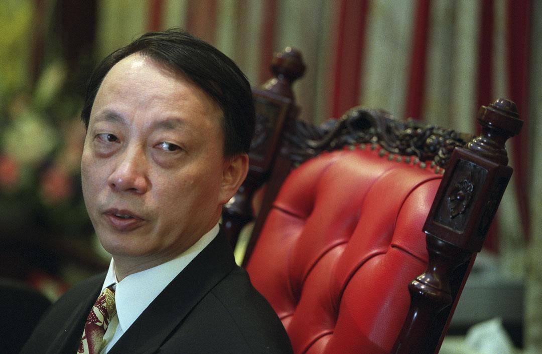 陳景生資深大律師曾於2003至2005年出任香港大律師公會主席。