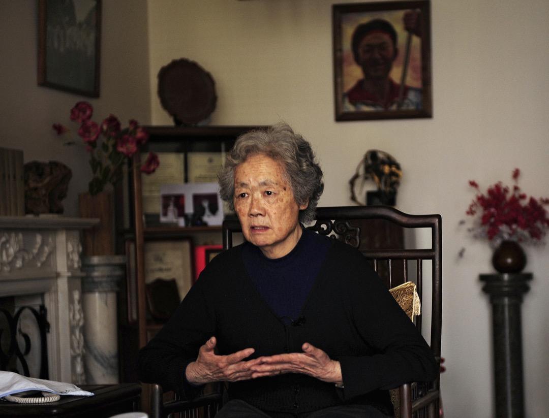 天安門母親多年來蒐集一份逾200人的死難者名單,過程不容易,丁子霖早年已接受外媒採訪,常被監控,寸步難行。