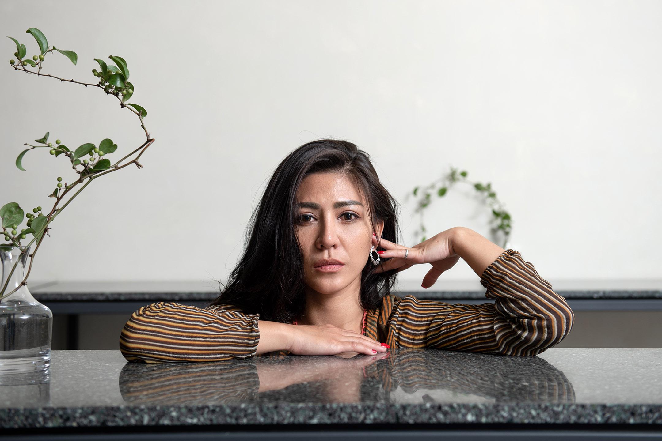 歌手艾怡良。 攝:李昆翰/端傳媒