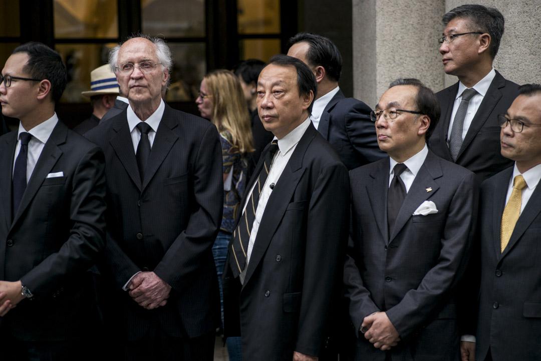 2019年6月6日,陳景生參與的法律界反逃犯修例黑衣遊行,有近三千人參與是次黑衣遊行,為回歸以來最多的一次。