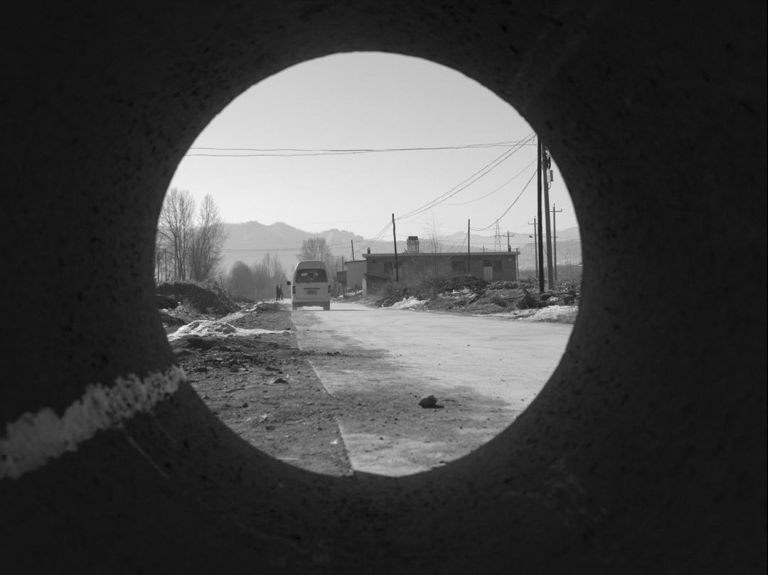 《北方一片蒼茫》電影劇照。