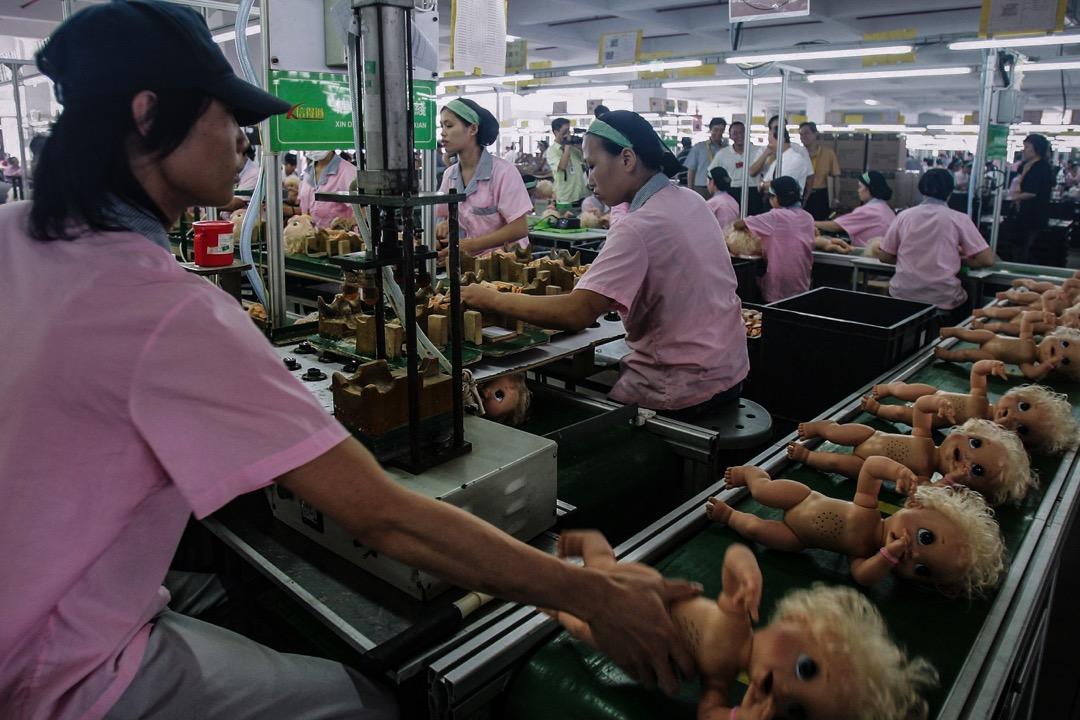 從世界工廠到中國製造2025,其背後圍繞勞動控制的有組織暴力,正在轉為建構新地緣政治從而修正全球秩序。