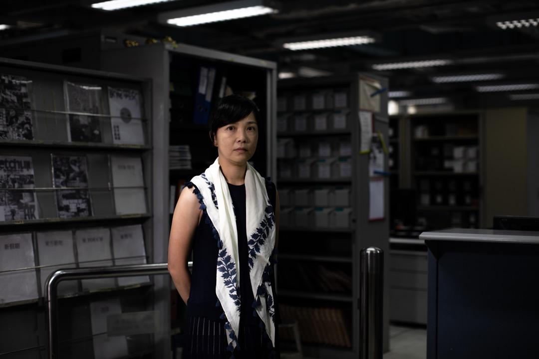 陳沛敏:「我由做記者開始,看見前輩和同事是這樣做,於是每年到時到候,你就覺得自己也有責任去報道。」