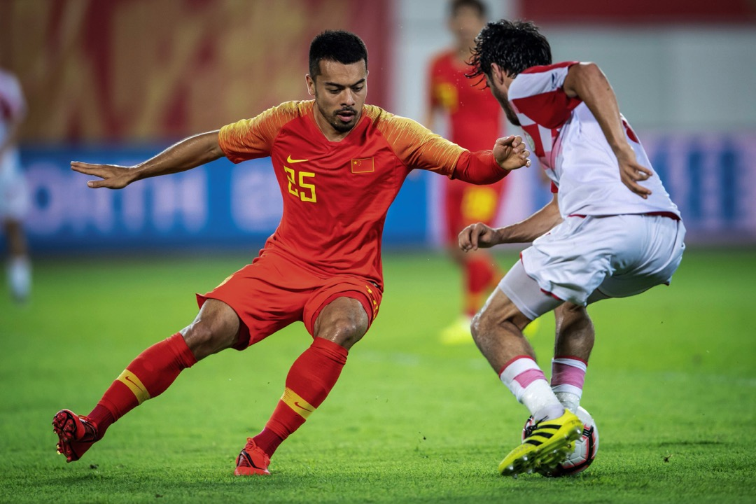顏強說:「發展歸化球員,就為了國家隊能出成績。」2019年5月30日,李可成為第一位入選中國國家隊的歸化球員。