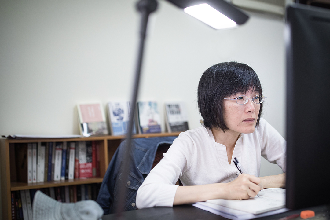 春山出版總編輯莊瑞琳。