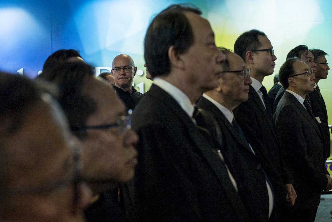 2019年6月6日,法律界舉行黑衣遊行抗議政府修訂《逃犯條例》,由終審法院遊行至金鐘政府總部。