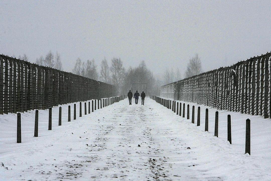 波蘭奧斯威辛集中營。 攝:Dimitar Dilkoff/AFP via Getty Images