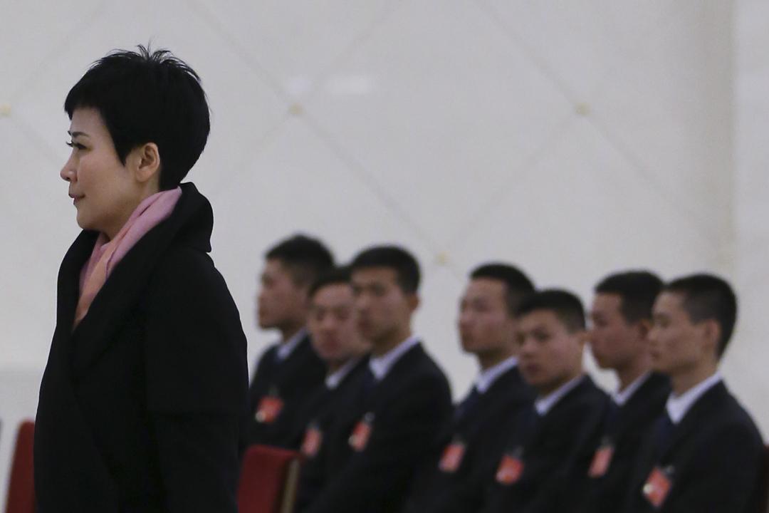2014年3月7日,時任中國電力國際發展有限公司首席執行官的李小琳出席第12屆全國政協會議。