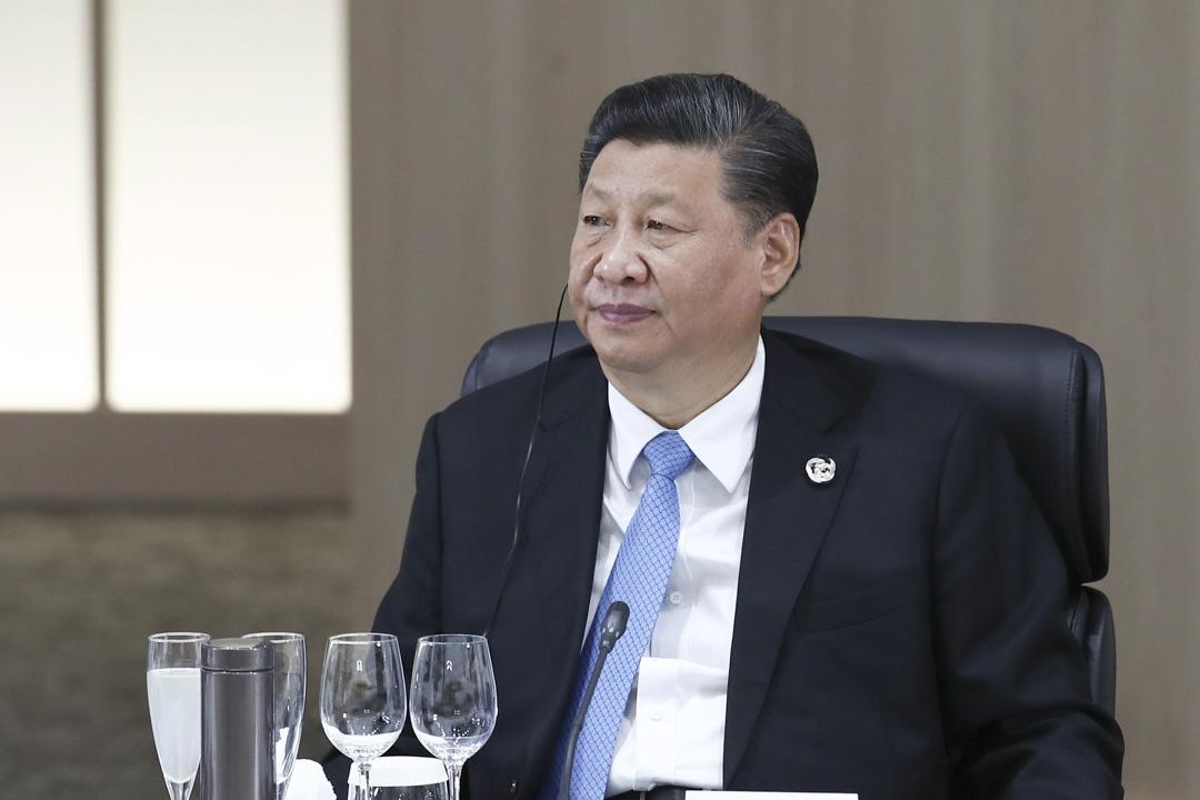 2019年6月28日,國家主席習近平出席G20峰會。