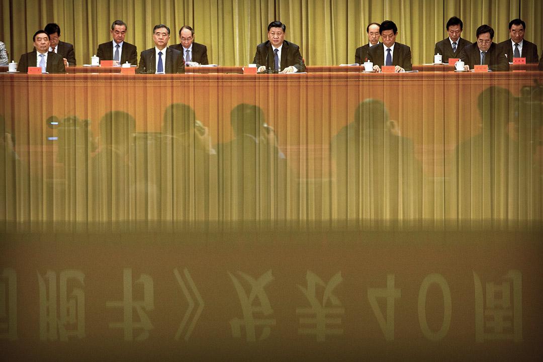 2019年1月2日,中國國家主席習近平在北京人民大會堂於「告台灣同胞書」四十周年之際發表講話。