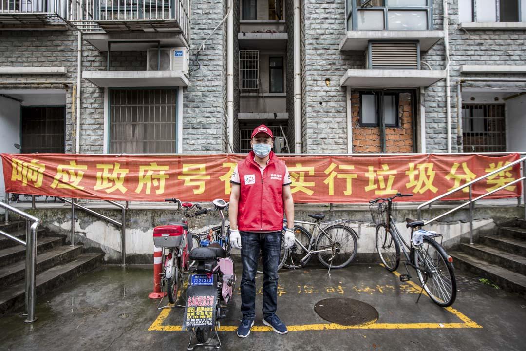 2019年7月1日,上海實行嚴格的垃圾分類,關於垃圾如何分類的話題引發了人們的熱烈討論。 圖:IC photo