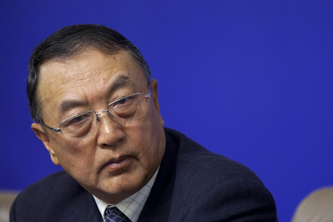 聯想控股有限公司董事長柳傳志。