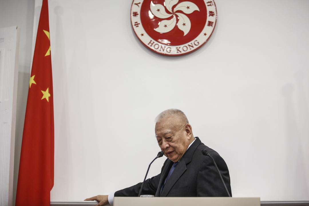 全國政協副主席、香港特別行政區首任特首董建華昨天指其任內開始推動的通識教育,是造成現時年輕人問題的原因。