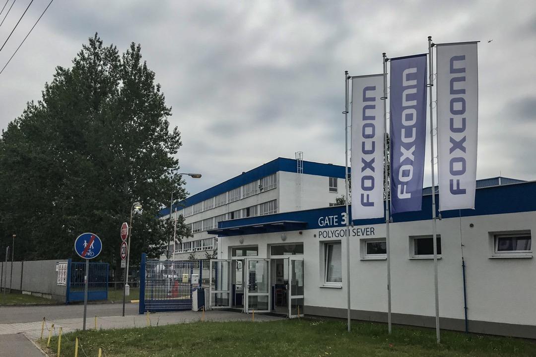 富士康在捷克的兩間工廠,最多時工人數量有約1萬人,如今也有5500人,但工會成員僅有約350人,比例很小。