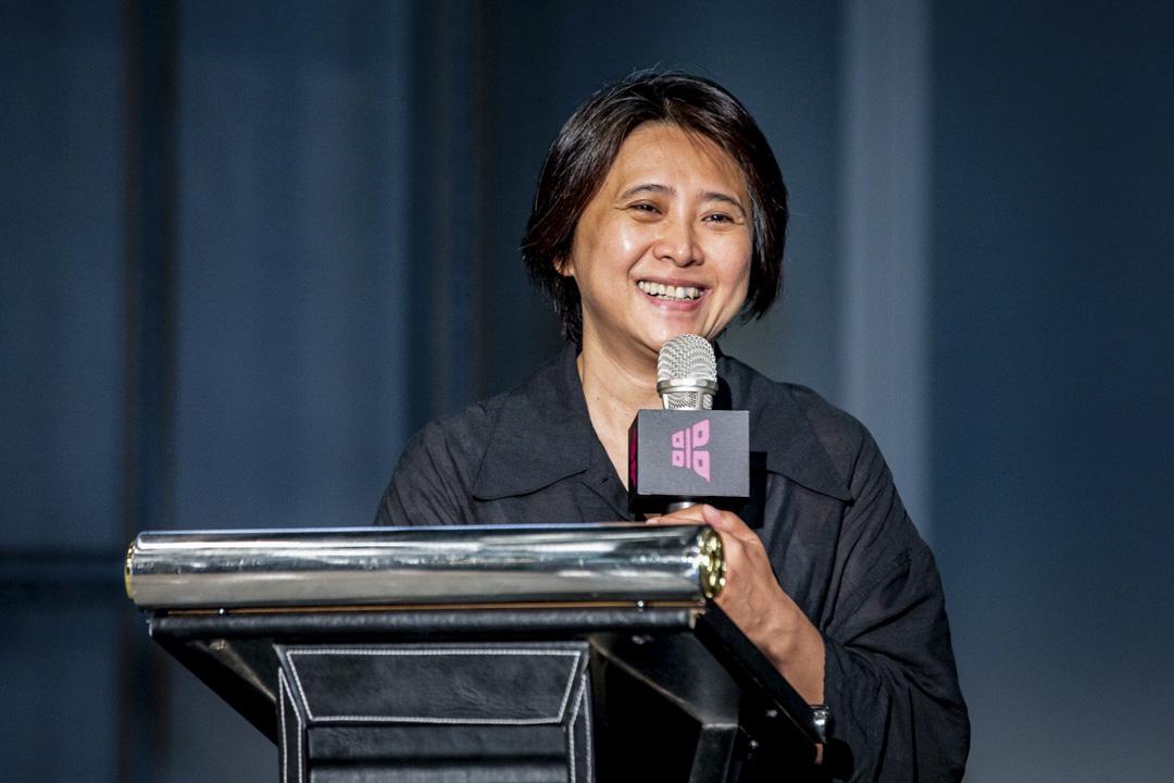 台北電影節總監李亞梅。 圖:李亞梅提供